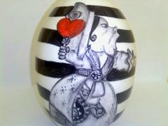 Off with her head by eudoxiahandmade on Etsy