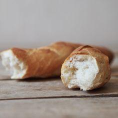 kváskové bagety (pšeniční kvásek)