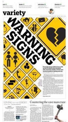 #Newspaper #Design #101   Minneapolis Star Tribune