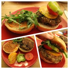 Living in Sin: Meatless Monday - Mushroom Aloo Tikki with Onion Tomato Chutney - lovely vegan Indian food