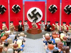 LEGO Nazis - Can you just imagine?