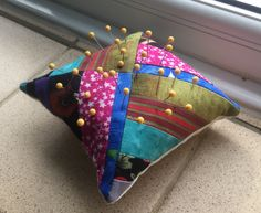 pincushion completed