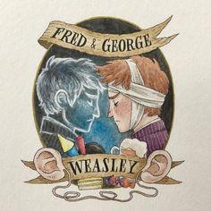 Fansart Harry Potter