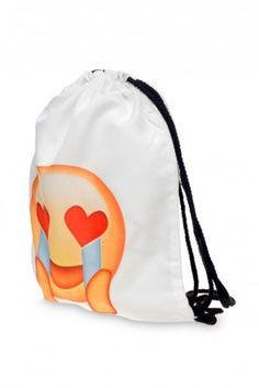 5306bee3e5b6 Drawstring Bag - Emoji Love Buy Wholesale