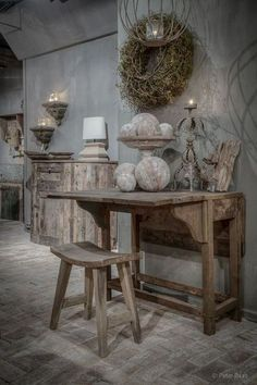 (vía Showroom Hoffz | For the Home) Love the feel