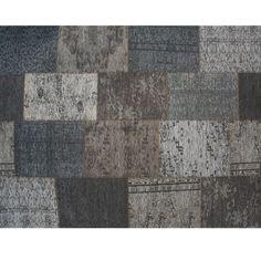Dit mooie karpet krijgt door de patchwork patronen een vintage en hip uiterlijk.  Door de maat van 170 x 230 cm ideaal te toepassen in elk interieur.