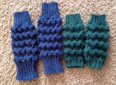 Excactly the pattern mum used for socks she knitted to me! In Finland called 'harmonica socks'