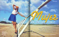 Diana Hilario – U Magazine