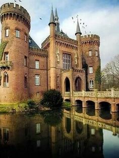 Moyland Castle.