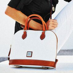 White Hot - the trend for this summer!  #Belkstyle #Handbags