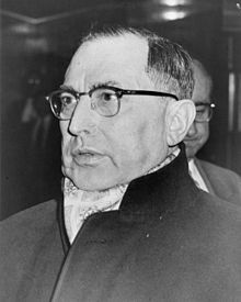 """Giuseppe """"Joe"""" Profaci (October 2, 1897–June 7, 1962) was a New York La Cosa Nostra boss who was the founder of what is today known as the Colombo crime family. Established in 1928, this was the last of the Five Families to be organized. He was the family's boss for over three decades."""