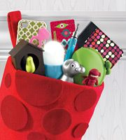 Container store stocking stuffers