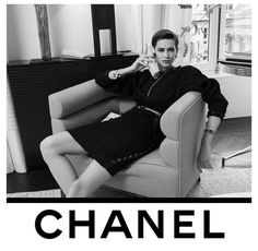 Chanel Spring, High Fashion, Armchair, Fashion Photography, Spring Summer, Luxury, Model, Inspiration, Furniture