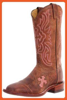 0feaf3297ef Tony Lama Women s Chocolate Goat Cross TC1005L Boot