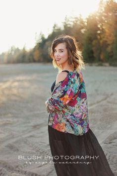 Bohemian portrait shoot. #boho #model Vancouver photographer