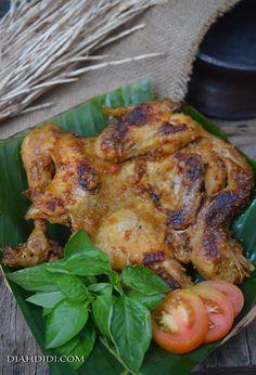 Diah Didi's Kitchen: Ayam Bekakak Khas Sunda