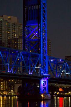 Jacksonville, FL - Main Street Bridge