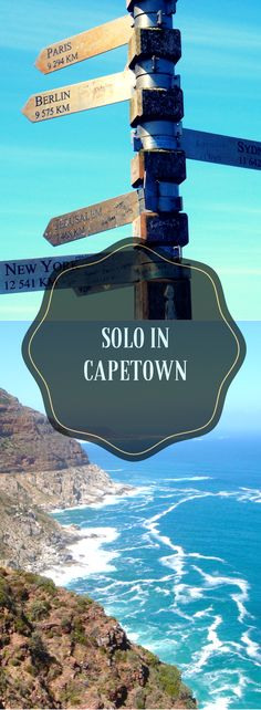 Solo in Capetown - A tremendous city filled with everything you can imagine…