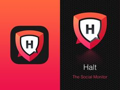 Halt iOS icon