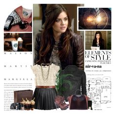 """""""Aria Montgomery 