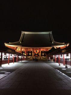 浅草寺   Asakusa, Tokyo