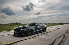 Elegant Mustang Mustang New Hennessey 25th Anniversary Edition