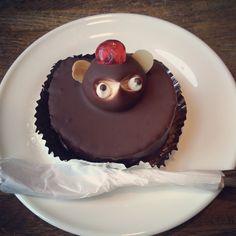 2016.08.15 松本の翁堂 たぬきケーキ