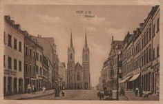 Altstadt 1960