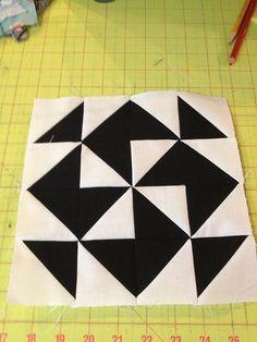 Block 40 by knitnlit, via Flickr