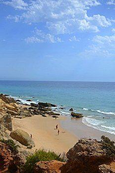 Calas de Roche, Conil de la Frontera, Cadiz