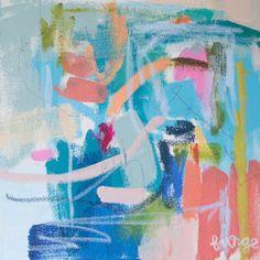 """""""Let Go"""" 10×10 gallery wrap"""