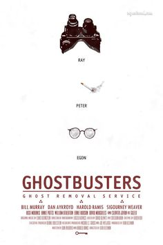 Ghostbusters - Repostered