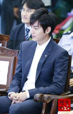 Lee Min Ho, Jeju Air Event, 20140704.