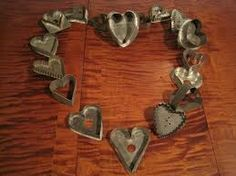 Image result for antique tin german cookie cutters