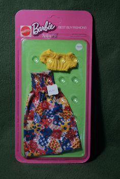 Barbie's Best Buy Fashion # 7414 - NRFP