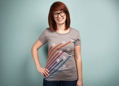 Flying Colors - Threadless.com - Best t-shirts in the world