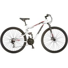 Mongoose Ledge 35 29 Mountain Bicycle White 18Medium * You can find out more details at the link of the image.