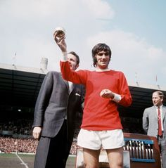 George Best (1968, Manchester United, North Ireland)