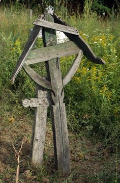 Butoiesti.troite 2 - Biserica de lemn din Butoiești - Wikipedia Wooden Crosses, Romania, Woodworking, Folklore, Culture, Artists, Black, Woodwork, Wood Crosses