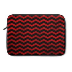 Black Lodge Chevron Laptop Sleeve d9bbe99cda648