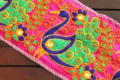 1 Yard Extra Wide Pink Silk Fabric by ArtsyCraftsyDesigns on Etsy
