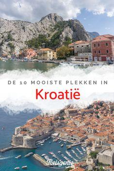 Kroatië barst van de mooie plekken. Ik neem je in dit artikel graag mee langs mijn favoriete plaatsen in Kroatië. Croatia Travel Guide, Paragliding, Ultimate Travel, Where To Go, Places To Go, Road Trip, Europe, Camping, City