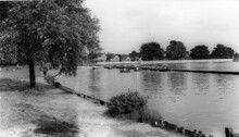 Boating Lake, Danson Park, Bexleyheath.
