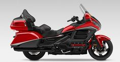 Honda Gold Wing - GL1800 Launched in India at Rs 28.50 lakh