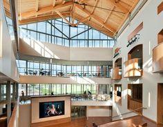 clarkson university business school architect - Google Search Clarkson University, Architecture Colleges, Business School, Stairs, Mansions, Google Search, House Styles, Home Decor, Ladders