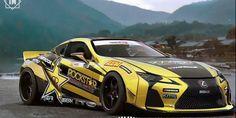 RockStar-Lexus
