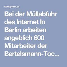 Bei der Müllabfuhr des Internet  In Berlin arbeiten angeblich 600 Mitarbeiter der Bertelsmann-Tochter Arvato daran, unerlaubte Inhalte aus Facebook zu entfernen. Was sie zu sehen bekommen, ist oft an Grausamkeit nicht zu überbieten und lässt traumatisierte Menschen zurück.  Das weltgrößte soziale Netzwerk Facebook hat einem Medienbericht zufolge die Löschung von unzulässigen Inhalten in großem Stil dem Bertelsmann-Tochterunternehmen Arvato übertragen. Rund 600 Mitarbeiter aus verschiedenen…