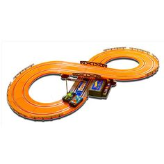 """Hot Wheels Battery Operated Slot Track Set - 9.3 feet - Toys R Us - Toys """"R"""" Us"""
