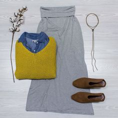 Cute & Comfy Shop these items and more online! shopelysian.com Bronze Beauty Lariat $22. In-Store Only. Simply Basic Chambray in Medium Wash $42. Online  In-Store. Addison Knit Sweater in Mustard $52. Online  In-Store. New! Jersey Striped Skirt $32. Online  In-Store.  Must Have Mule Bootie in Chestnut $89.99. On-Store Only. #WearElysianDaily http://ift.tt/2drk5OC Cute & Comfy Shop these items and more online! shopelysian.com Bronze Beauty Lariat $22. In-Store Only. Simply Basic Chambray in…