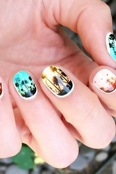 Best Nail Art Designs on Instagram - Manicurists on Instagram | Teen Vogue